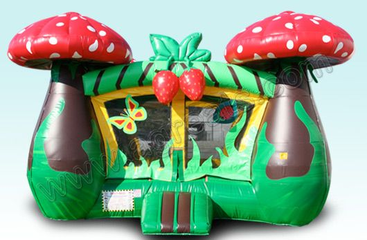 Used party jumpers for sale, inflatable bounce houses G1021
