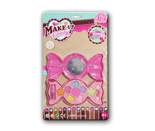 Pink candy make up child toy for girls