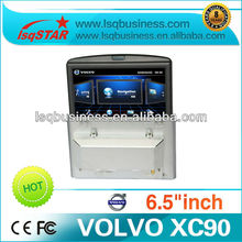 6.5 inch auto stereo for Volvo xc90 with Bluetooth GPS USB touch LCD monitor hot selling ST-9000