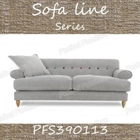 Hot Fabric Modern Sectional Sofa