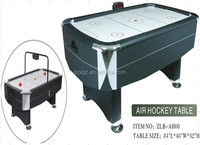 Good quality cheap MDF wooden adult game air hockey 2015