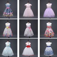 2016 hot sale children frock design DORISSA dress that makes you more beautiful 1000+ in stock items for your choice