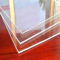 clear APET sheet instead of clear polycarbonate - Certified manufacturers by SGS