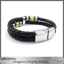 2015 fashion jewelry Spanish leather bracelets