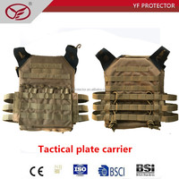 S.T.R.I.K.E webbing tactical plate carrier for bulletproof plate insert