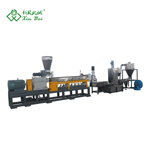 New plastic rotary machine pelletizing washing line suppliers