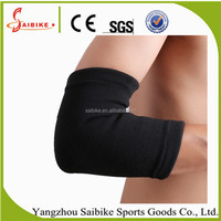 Customized Factory Elastic Elbow Protector,Elastic Cotton Spandex knitted spport support