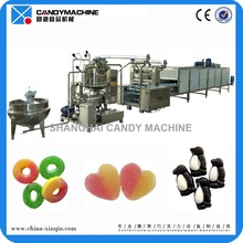 CE approved jelly/gummy candy machines