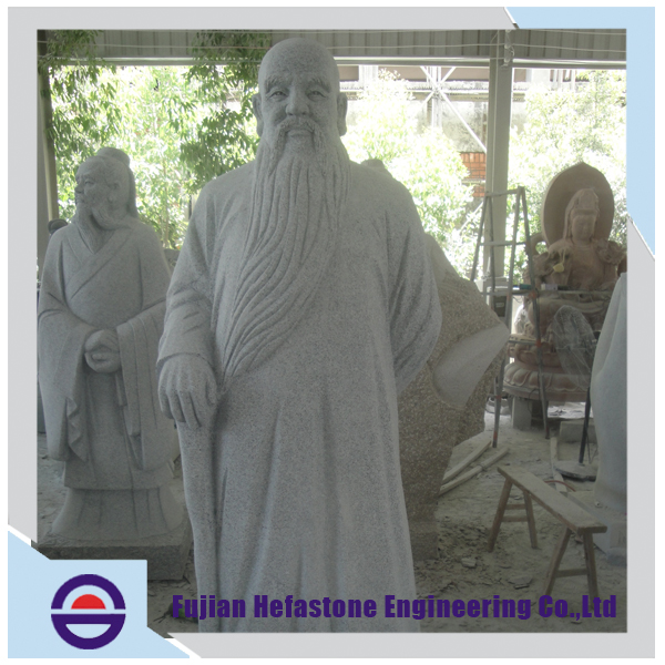 New Arrival Chinese Construction Outdoor Art Carving Supplies Modern Stone Sculpture For Sale