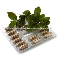 Veggie Capsules with Grape Seed Extract and Resveratrol