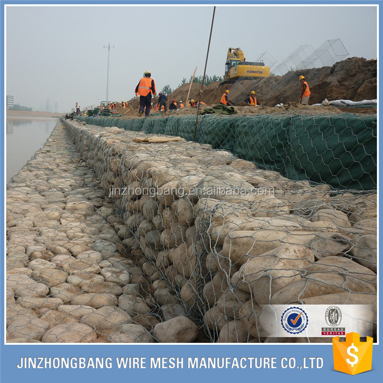 factory supply best gabion price/welded gabion box