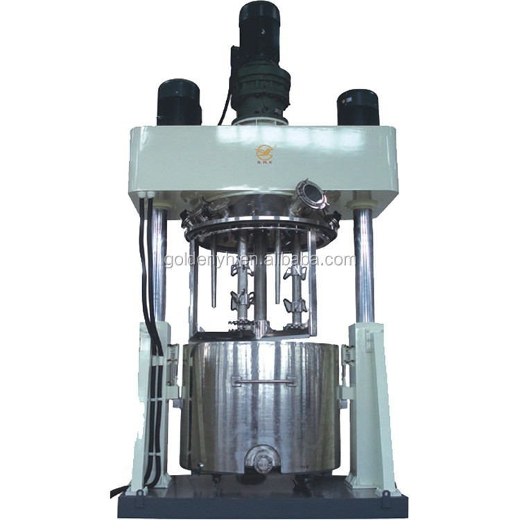 GP sealant dispersing power mixer