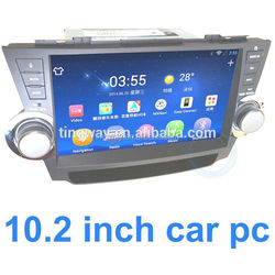 car dvd gps providers 9.0 inch for Kia