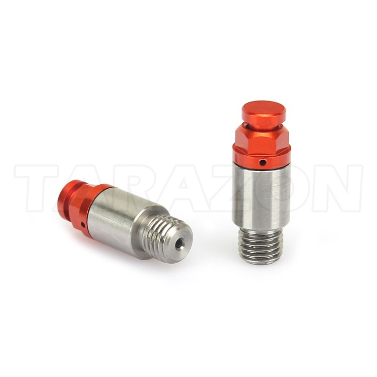 CNC Motorcycle Fork Air Bleeder Valve For KTM SX 250 2017