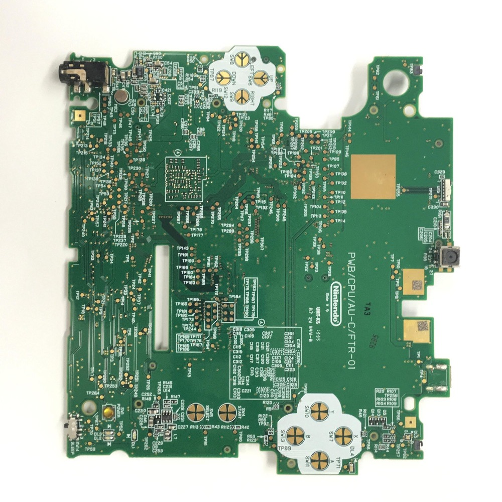 For nintendo 2DS motherboard original replacement part