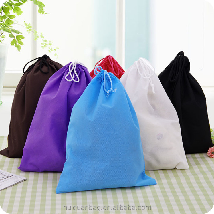 Laundry bag shoes bag for travel pouch storage portable tote drawstring storage bag laundry organizer
