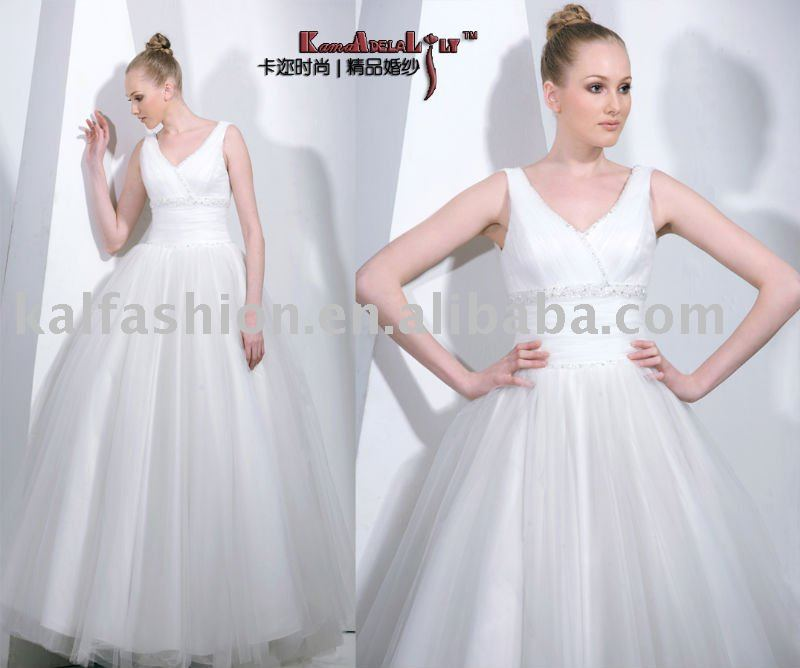 EB6005 China manufacturer--Fluffy style wedding dress formal dress ball gown