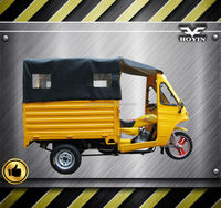 Tuk Tuk Best Cheap Passenger Trike Three Wheel Motorcycle (Item No:HY175ZK-2B)
