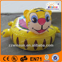 CE electric kiddie bumper ship