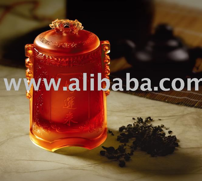 Coming Luck Tea Caddy Teapot Best Corporate Group Gift Auspicious Idea Chinsese Style