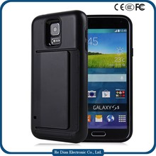 Popular PC TPU Hybrid Material Custom Cell Phone Case for Sumsung Galaxy S5 i9600