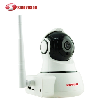 Sinovision Panoramic 360 VR Hot selling WIFI P2P 720P  camera with cloud storage