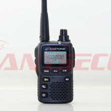 Hot Sale Wide band receiver ZASTONE ZT-2R+(0.5-999MHz RX) walkie talkie
