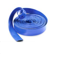 water pipe pvc lay flat dis charge hose pipe