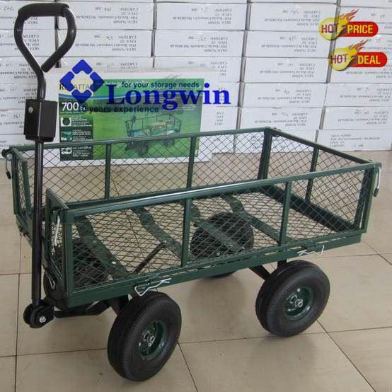 Heavy Duty Steel Utility Garden Wagon Lawn Cart Parts , Buy Lawn Cart  Parts,Lawn Cart Parts,Lawn Cart Parts Product on Alibaba.com