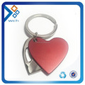 Full color printing with epoxy customized shaped keychain, metal keychain
