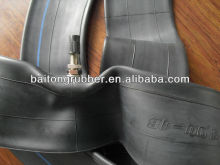 Motorcycle inner tube for tire