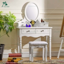 home furniture designs of dressing table with almirah
