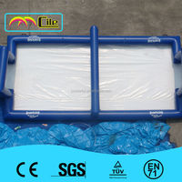 CILE Hot Sale High Quality Inflatable Soap Football Court for Outdoor Sport Game