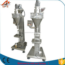 Trade Assurance supplier powder filling in bottle machine milk powder filling machine