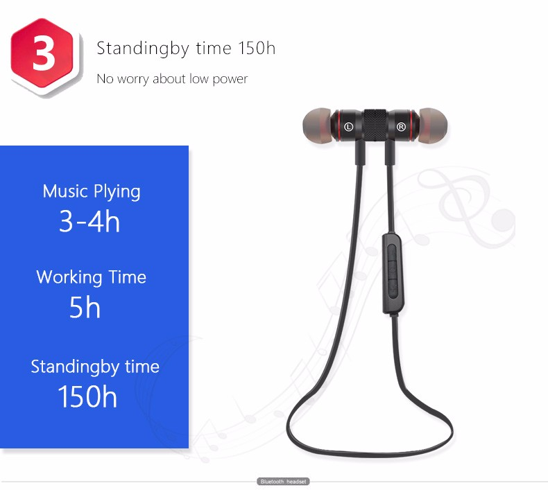 8R10D Bulk Items Factory Price headset bluetooth wireless,Free Sample In-ear Bluetooth Headphone