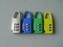 Top Hot Selling Lovely Luggage Lock For Promotion