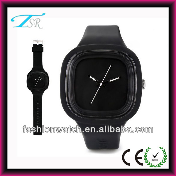 Christmas gift promotion odm fashion wristwatch 2013 newest silicone watch