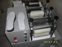 ultrasonic automatic shoe pad making machine