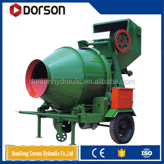 JZC350/500 reversal discharge type small portable cement mixer,beton mixer,concrete mixer