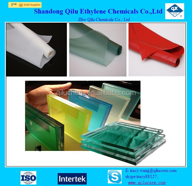ocean blue PVB film used for architectural glass with best price