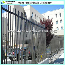 Galvanised tubular fence with best price