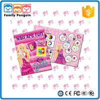 children beauty cosmetic toys Nail art Salon kids makeup sets