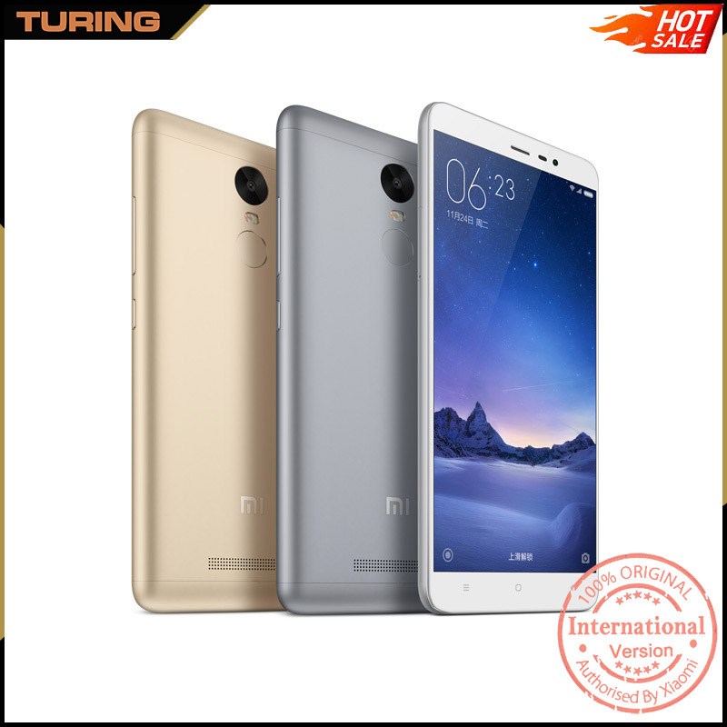 Xiaomi Redmi Note 3 Red Mi Note3 Game Ig Phone 2GB 16GB or 3GB 32GB Android MTK6795 Helio X10 64 bit Octa Core 13MP