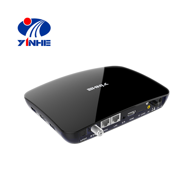 Yinhe DVB-S2 digital satellite tv box conax ca module