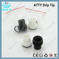New products 2015 hot selling 510 delrin/stainless stel drip tips