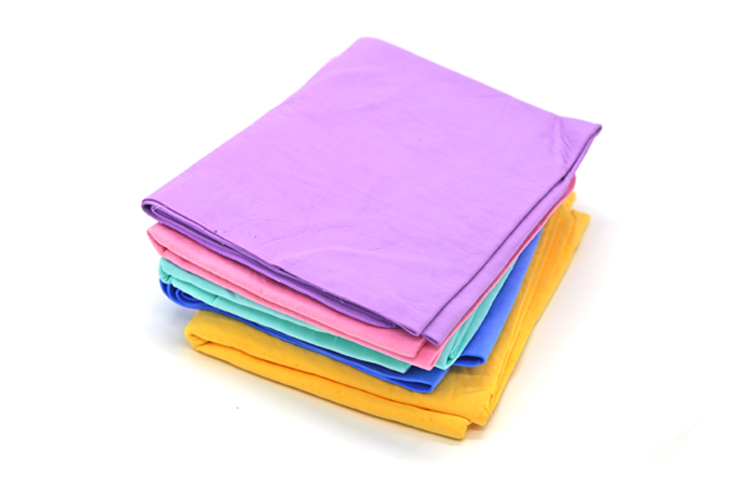 Multi use super water absorption pva chamois clean towel cloth