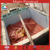 10m3 Chicken/Cow Manure Small Biogas Plant Fuel Biogas At Home