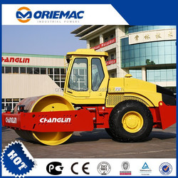 CHANGLIN 20 ton Single Drum Road Roller three wheel motorcycle