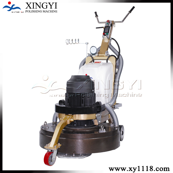 surface polisher crankshaft concrete floor grinding machinery