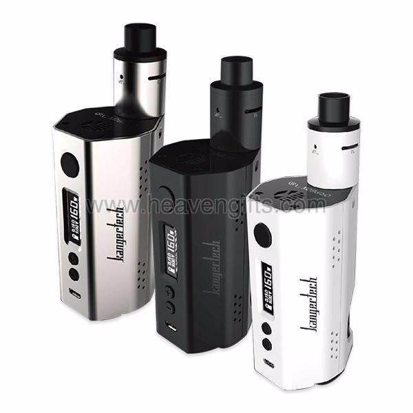 Date releaseed vaporisateur vaporisateur 7 ml 160 W kangertech dripbox